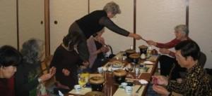 宮崎Hello! 英会話. シルバー のクリスマスパーティー2011.