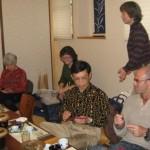 宮崎Hello! 英会話 2011 シルバー のクリスマスパーティー